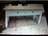 Dressing table/hall table
