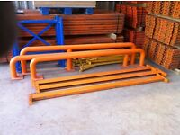 COMMERCIAL WAREHOUSE PALLET RACKING FORKLIFT GUARD UPRIGHT FRAME PROTECTOR