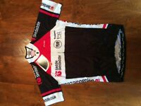 Cycling jersey. New