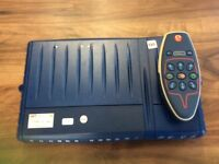 Power touch motor mover control box & remote control