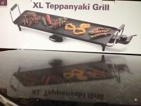 Teppanyaki Electric Grill by Andrew James