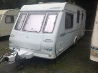 Caravan magnum500/4 2004 4 berth great condition- in Devon! - ready to go! reduced for quick sale