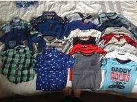 Boys clothing bundle 18-24 months