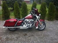 Roadking with 120R
