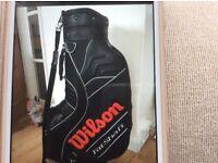 Wilson golf bag very good condition