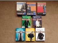 House DVDs all 8 seasons