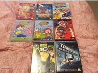 Kids bundle of dvds