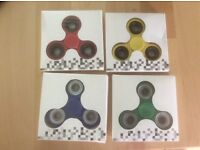 Fridget spinners various colours
