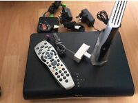 sky box and accessories