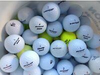 DUNLOP GOLF BALLS X 110 EXCELLENT CLEAN CONDITION