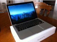 Macbook Pro 13 inch Retina 2.7Ghz i5 8GB Ram 128GB SSD Early 2015 **Warranty**