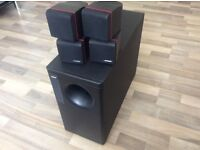 Bose Acoustic mass 5 series II in good condition