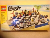 Lego Pirates Chess Set (40158) Brand New and sealed