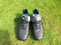 Nike Tiempo Pro with Studs Boots