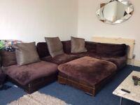 Incredibly comfortable corner sofa for sale - £150 ONO