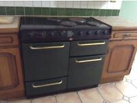 BELLING RANGE _ ELECTRIC COOKER, VGC - HOUSE CLEARANCE
