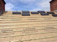Roofing , guttering , chimney repair/tray