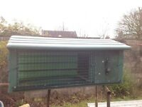 Plastic Rabbit Hutch for sale