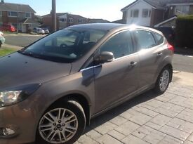 Ford Focus 2013 1.0l Scti (125ps)