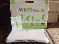 Nintendo Wii fit plus Balance Board