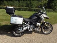 GS1200 TU 6700 miles, as new, BMW ServiceHistory