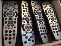 4 sky hd remotes