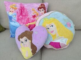 Disney Princess cushion set
