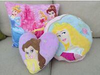 Disney Princess cushion set