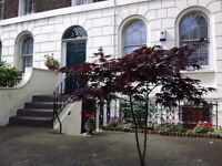 Beautiful 4 bedroom Georgian house near Oval, available to rent weekly/monthly - short or long stay.