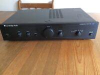 Cambridge A5 Integrated Amplifier