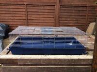 Rabbit / guinea pig cage / run