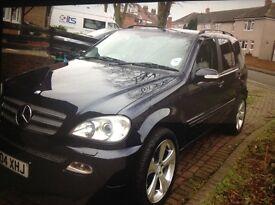 Top of the range Mercedes 2.7 diesel ml
