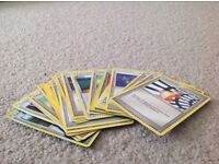 28 Pokemon trading card Trainers