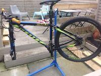 Scott aspect xc race hardtail mountain bike mens