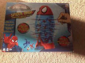 Spider-Man spider drop game