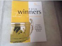 Easy winners music book