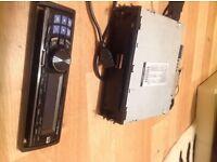 Alpine CDA-117Ri car stereo