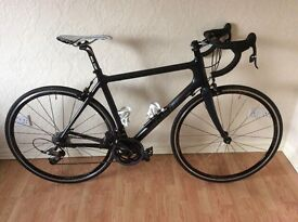 Planet X carbon pro with full sram force 22 and SELCOF finishing kit,sell or swap/px top fat bike