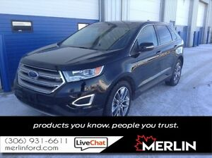 2016 Ford Edge Titanium HUGE SAVINGS