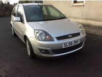 !!! FORD FIESTA 1.4 PETROL YEARS MOT FULL LEATHER INTERIOR !!!