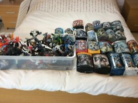Lego Bionicles for sale - box of various ones