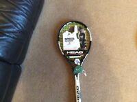 Head ultimate speed tennis racket, Brand new