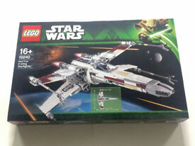 New! lego star wars 10240 red five x-wing starfighter