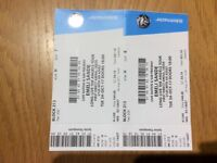 2 x Tickets for Emeli Sande 24 October LEEDS
