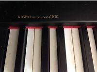 Kawai CN31 digital piano excellent condition.