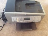 HP office jet 6200 series al in one