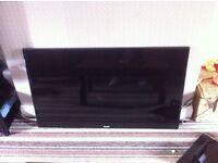 """50"""" bush LCD TV--Spares or repairs"""