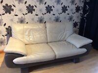 Sofia Italia Leather Suite