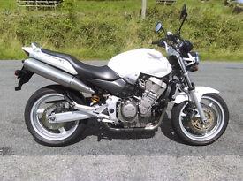Honda CB900F Hornet only 15,000 miles CB 900F 2003
