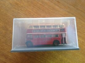 Vintage RTW Double Deck Bus London Transport